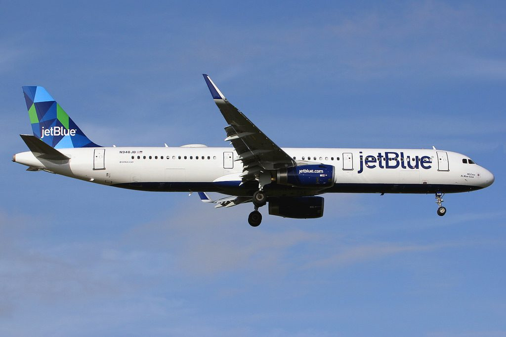 JetBlue Airways Airbus A321 231 N948JB Mi Casa Es Blue Casa Aircraft Photos