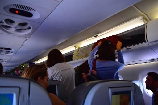JetBlue Airways Embraer E190 E Jet Arrival Cabin Photos