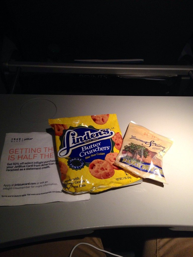 JetBlue Airways Embraer E190 E Jet Economy Cabin Even More Space Seats Snack and Beverages Services