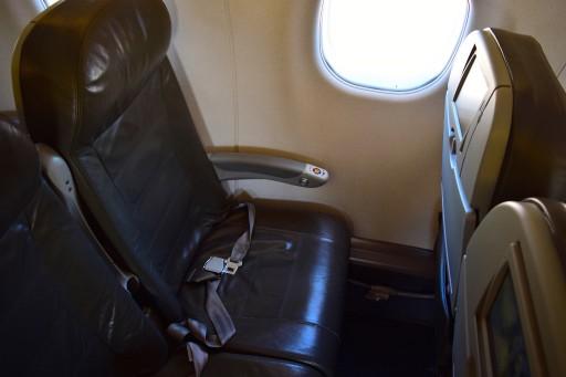 JetBlue Airways Embraer E190 E Jet Economy Cabin Window Seats Row