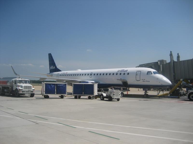 JetBlue Airways N178JB It's A Blue Thing Embraer ERJ 190AR ERJ 190 100 IGW at Richmond International Airport