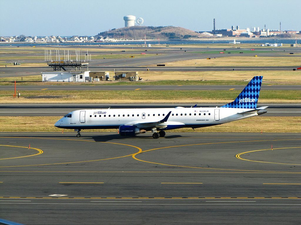 JetBlue Airways Fleet Embraer ERJ190 Details and Pictures