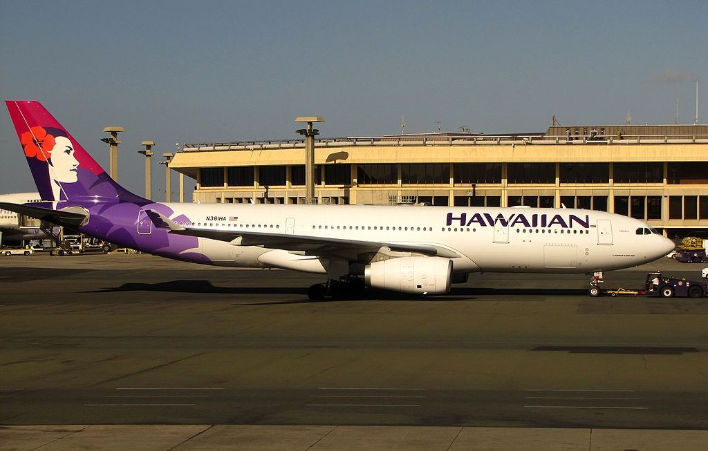 Hawaiian Airlines Fleet Airbus A330-200 Details and Pictures
