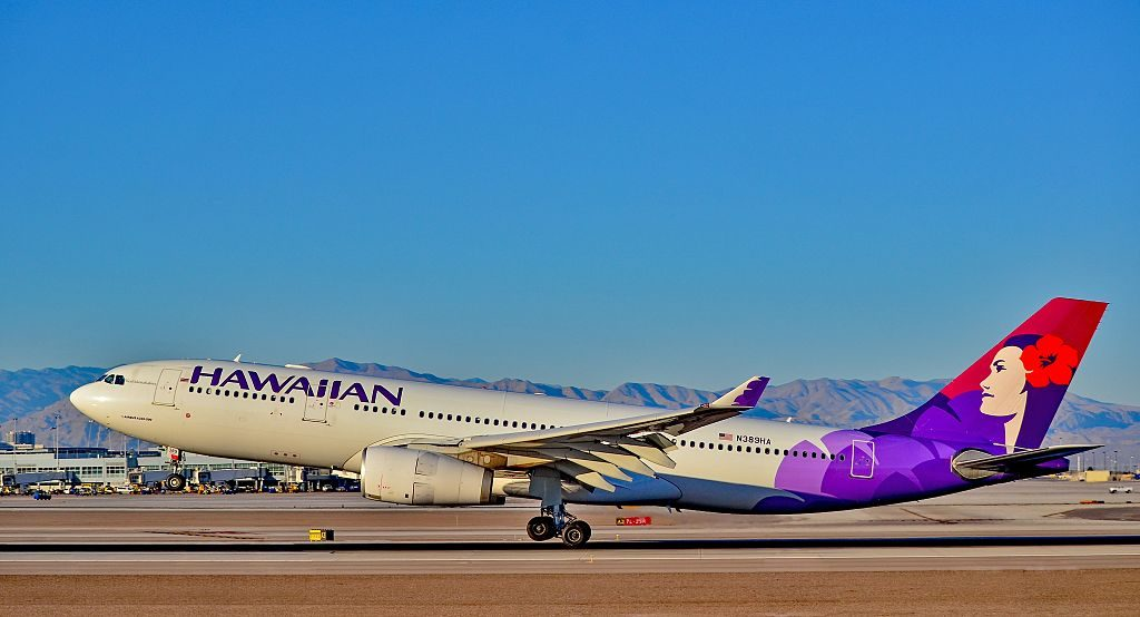 N389HA Hawaiian Airlines 2012 Airbus A330 243 cn 1316 22Kealiiokonaikalewa22 Widebody Aircraft at McCarran International LAS KLAS USA