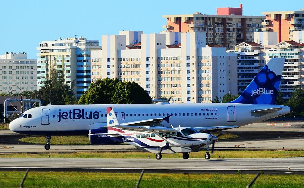 N562JB JetBlue Airways Airbus A320 232 cn 1948 The name is Blue JetBlue at San Juan Luis Munoz Marin International SJU TJSJ Puerto Rico