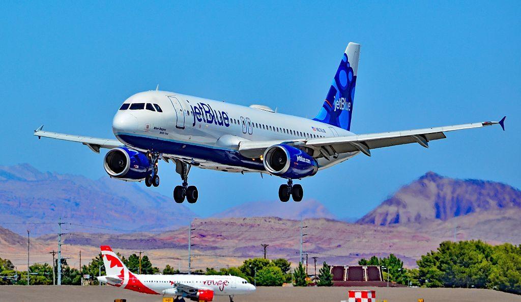 N638JB JetBlue Airways Airbus A320 232 cn 2802 Blue Begins With You Aircraft Photos