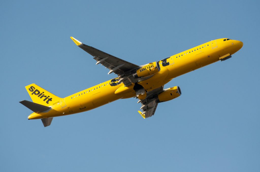 N685NK Spirit Airlines Fleet Airbus A321 200 Aircraft Photos Gallery