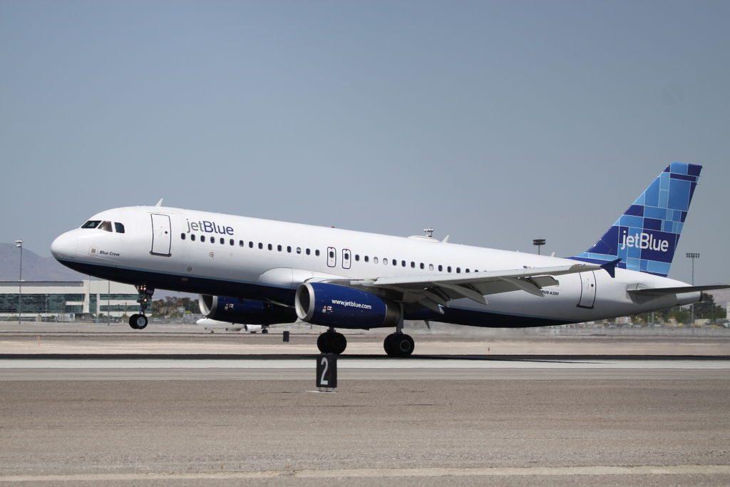 N768JB Airbus A320 200 JetBlue Airways Blue Crew Aircraft Photos