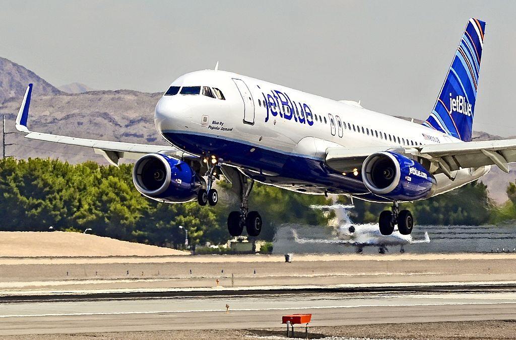 N809JB JetBlue Airways Airbus A320 232 cn 5349 Blue by Popular Demand