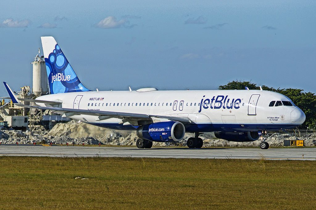 N827JB JetBlue Airways Airbus A320 200 sharklets It Takes Blue to Tango at Fort Lauderdale Hollywood International Airport