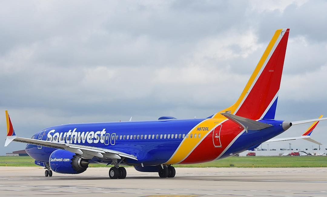 Southwest Airlines Fleet Boeing 737 Max 8 Details and Pictures