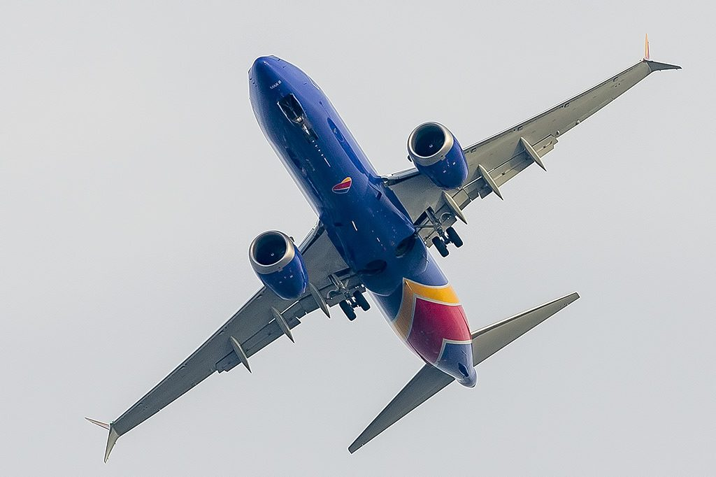 N8722L Southwest Airlines Boeing 737 Max 8 Aircraft Photos