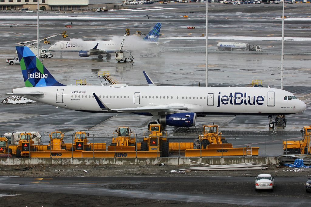 N976JT Airbus A321 231W jetBlue Airways Mint to Soar at New York JFK