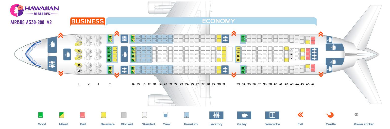 Top 10 Punto Medio Noticias A330 Seat Map Virgin