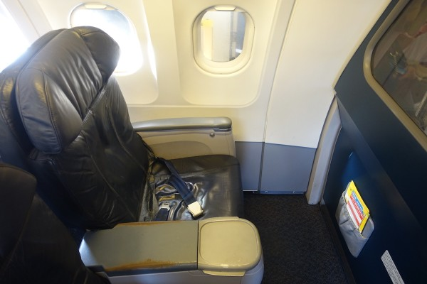 Spirit Airlines Airbus A319 100 Cabin Big Front Seats Window Bulkhead Photos