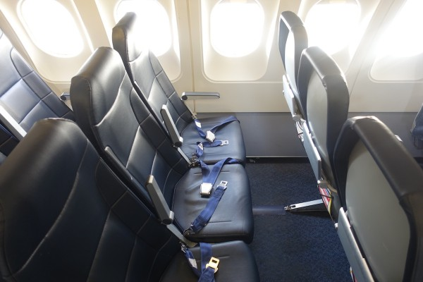 Spirit Airlines Airbus A319 100 Cabin Standard Economy Class Seats Photos
