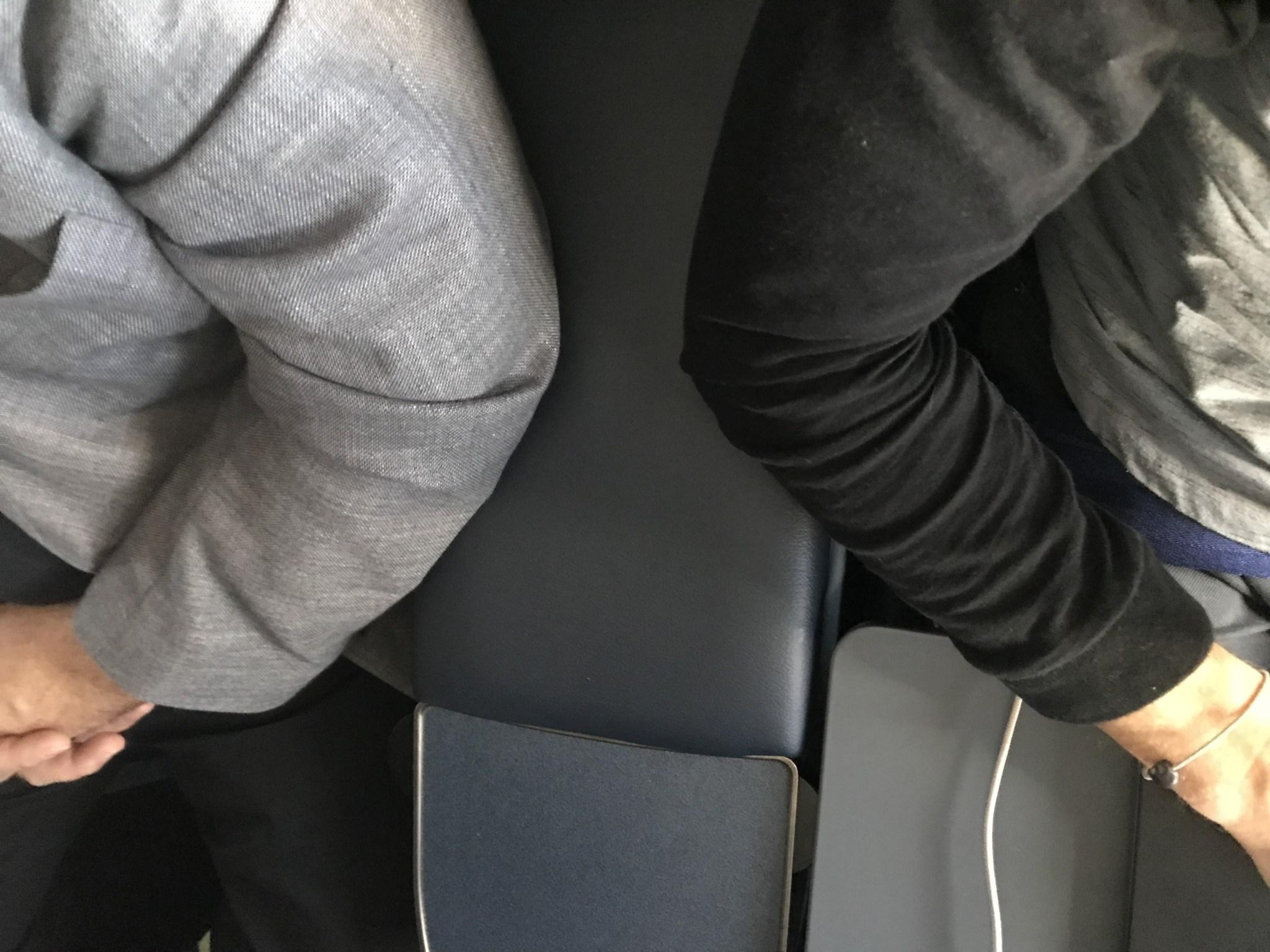 Spirit Airlines Airbus A321 200 Premium Eco Big Front Seats Armrest Photos