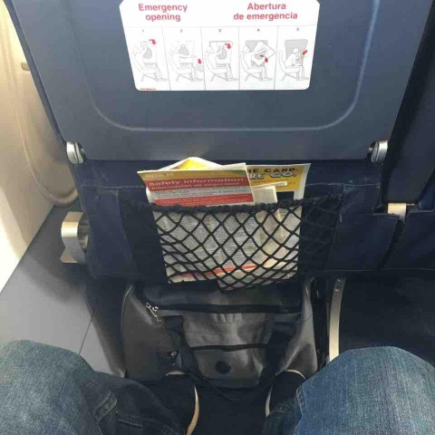 Spirit Airlines Fleet Airbus A320 200 Cabin Standard Economy Coach Seats Pitch Legroom Photos