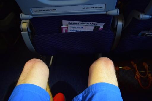 United Airlines Aircraft Fleet Boeing 787 8 Dreamliner Economy Plus Premium Eco Cabin Seats Pitch Legroom Photos