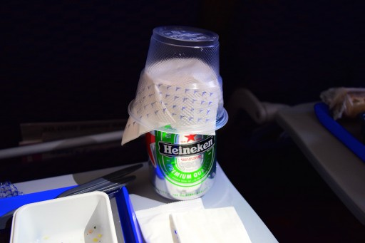 United Airlines Aircraft Fleet Boeing 787 8 Dreamliner Economy Plus Premium Eco Cabin inflight amenities drinks services