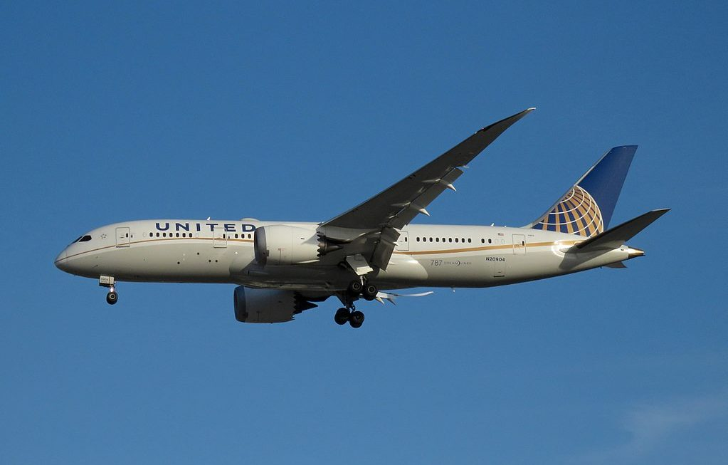 United Airlines Fleet Boeing 787-8 Dreamliner Details and Pictures