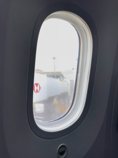 United Airlines Aircraft Fleet Boeing 787 8 Dreamliner Polaris BusinessFirst Class Cabin Window View
