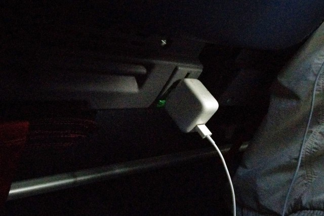 United Airlines Aircraft Fleet Boeing 787 9 Dreamliner Economy Class Cabin 2 power outlets are installed per row