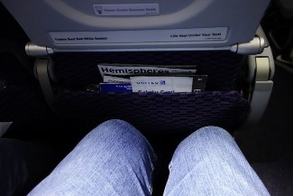 United Airlines Aircraft Fleet Boeing 787 9 Dreamliner Economy Class Cabin Seast Pitch Legroom Photos