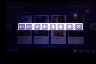 United Airlines Aircraft Fleet Boeing 787 9 Dreamliner Economy Class Cabin Seats Control Panel Photos