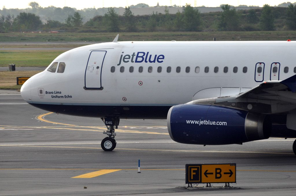 jetBlue Airways Airbus A320 232 N646JB Bravo Lima Uniform Echo