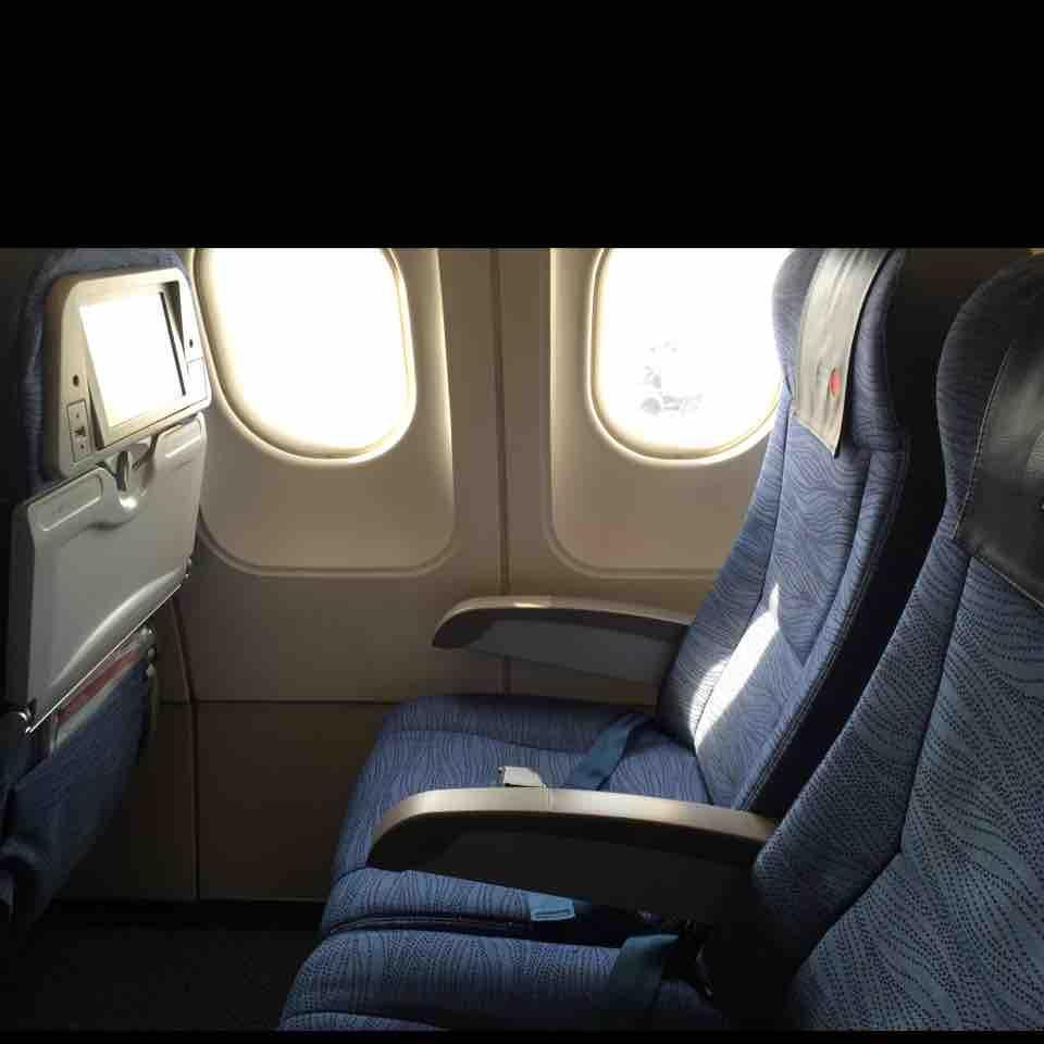 Air Canada Airbus A319 100 Cabin Preferred Seats Window Row Photos