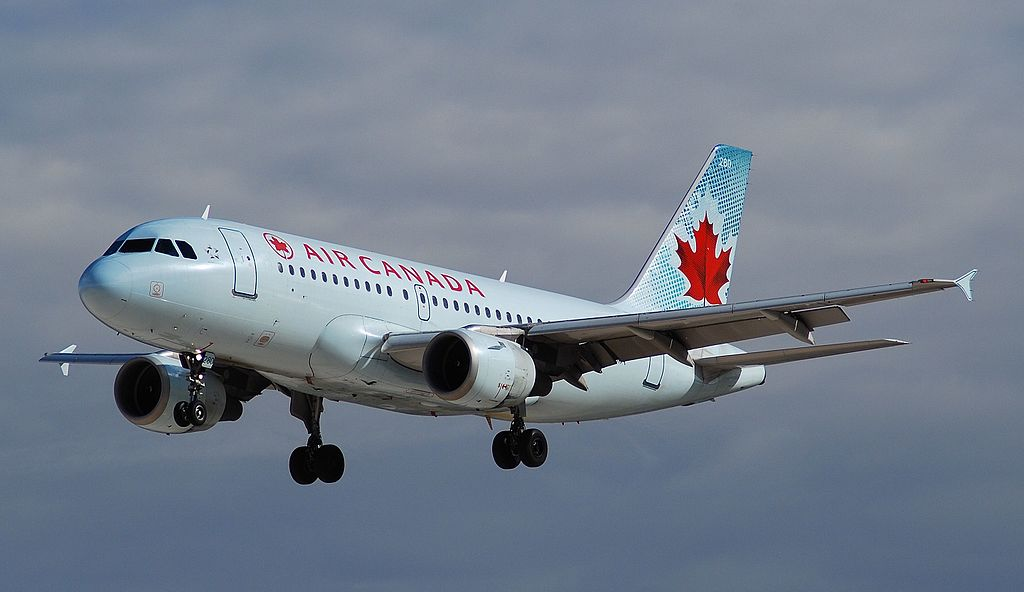 Air Canada Jetz C GBIA Airbus A319 114 cnserial number 817 Aircraft Photos