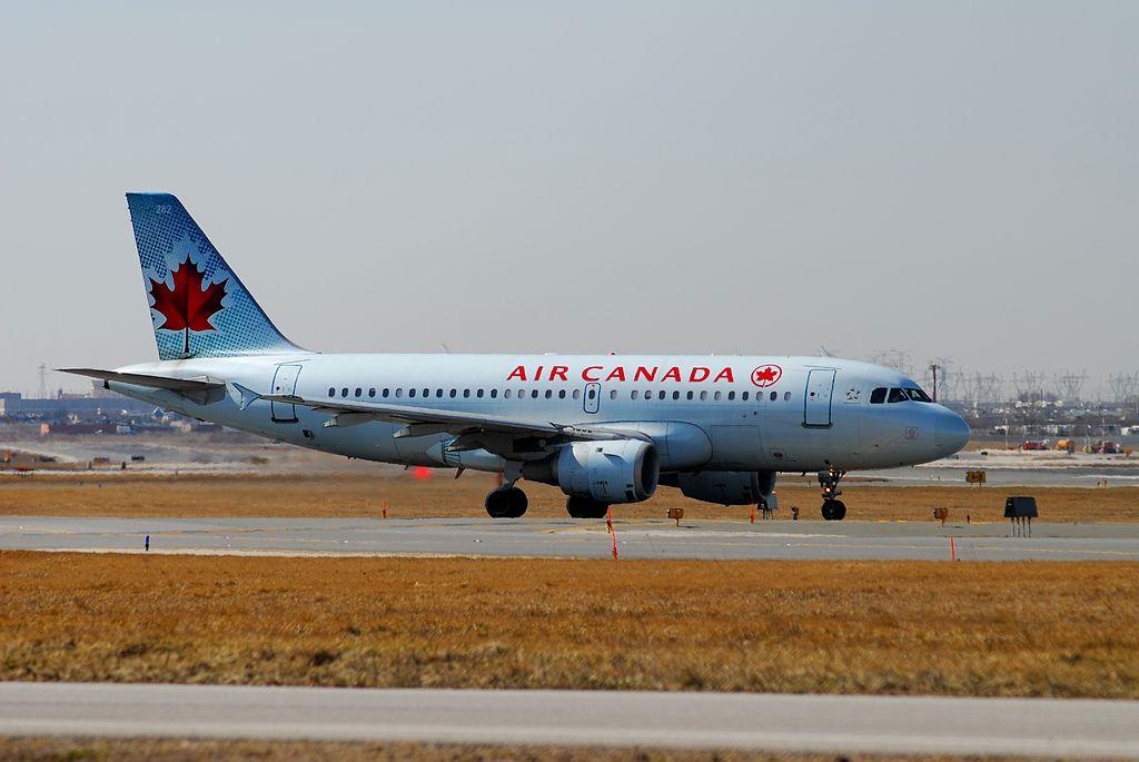 Air Canada Jetz C GBIK Airbus A319 114 cnserial number 831 narrow body aircraft photos