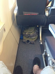 Airbus A319 100 Air Canada Rouge Exit Door Seats Pitch Legroom Photos