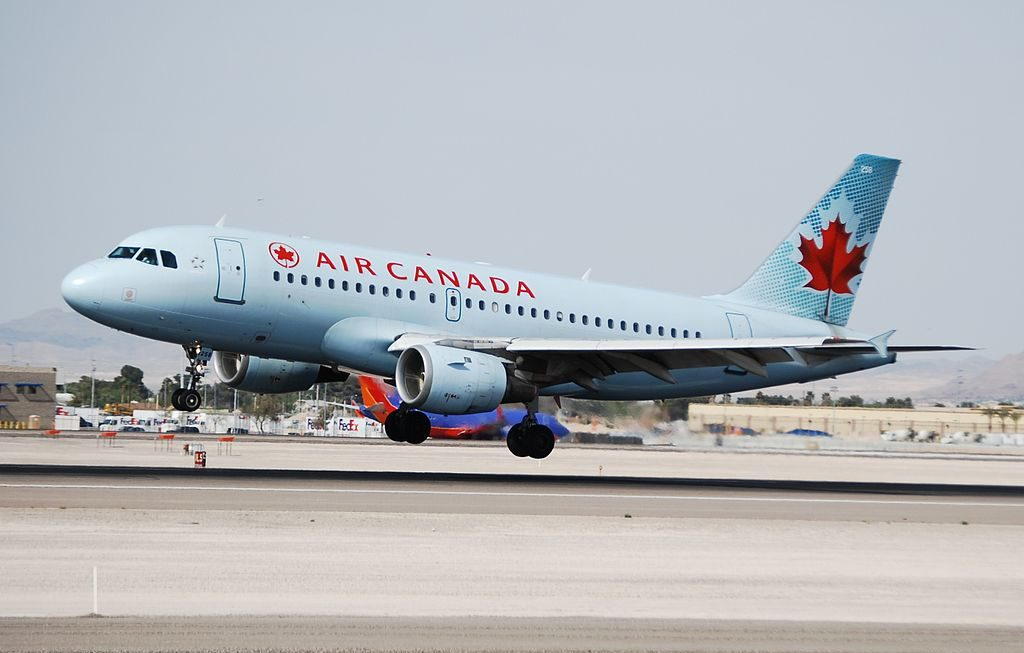 Air Canada Fleet Airbus A319-100 Details and Pictures