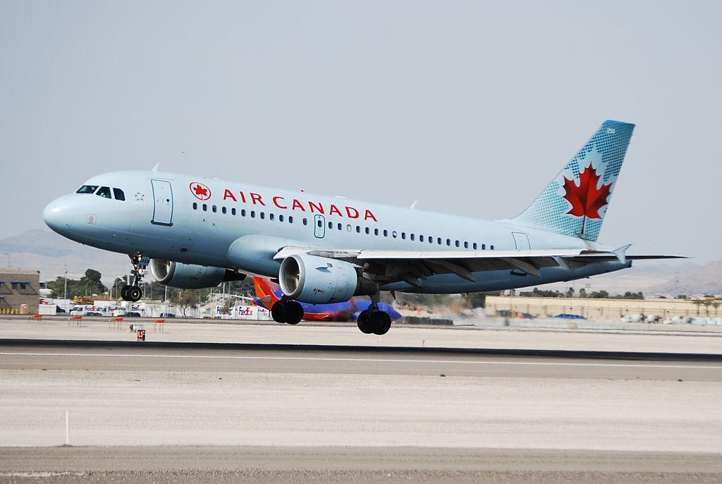 Airbus A319 114 cnserial number 682 Air Canada C FYJI Aircraft Photos