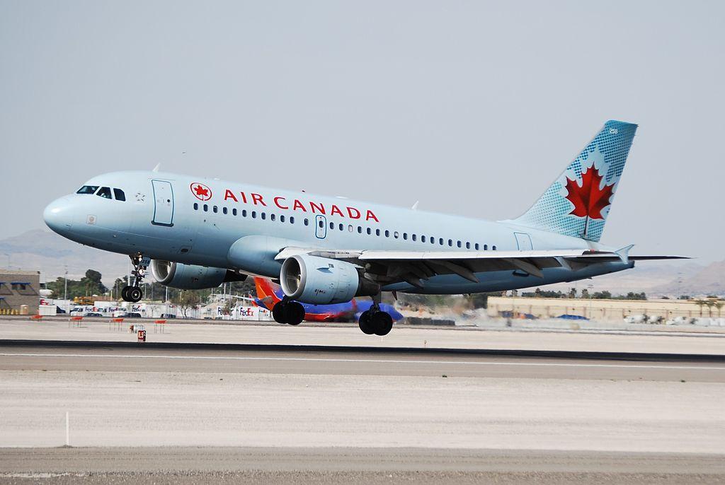 Airbus A319 114 cnserial number 682 Air Canada C FYJI Aircraft Photos