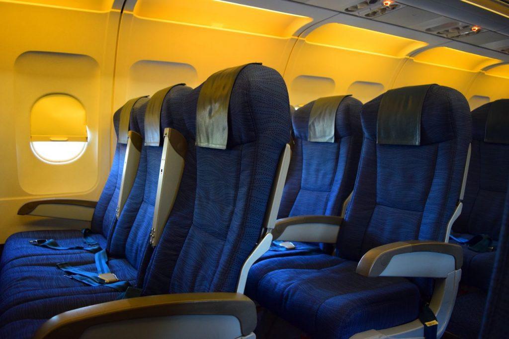 Airbus A320 200 Air Canada fleet economy class standard seats row photos