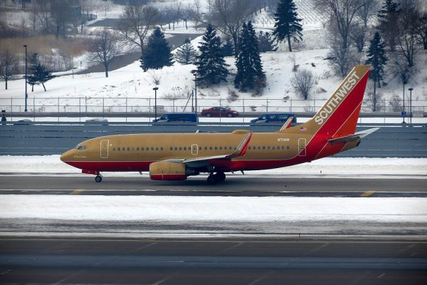 Southwest Airlines Fleet Boeing 737-700 Details and Pictures