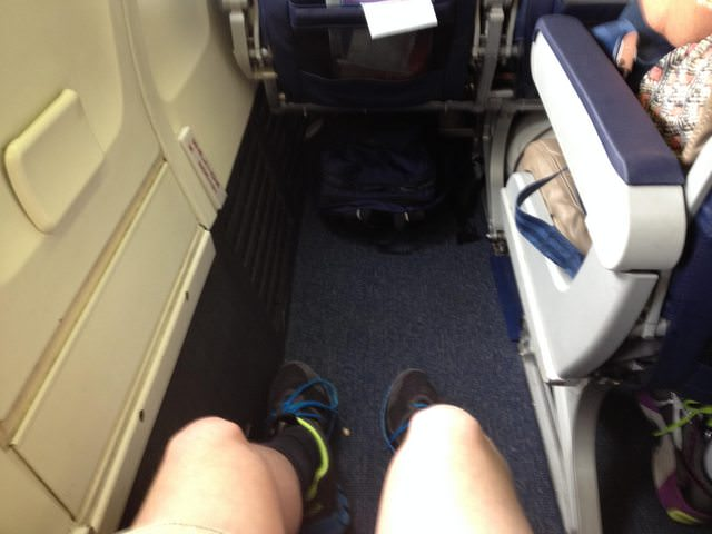 Southwest Airlines Boeing 737 700 Economy Cabin Exit Row Seat Pitch Legroom Photos