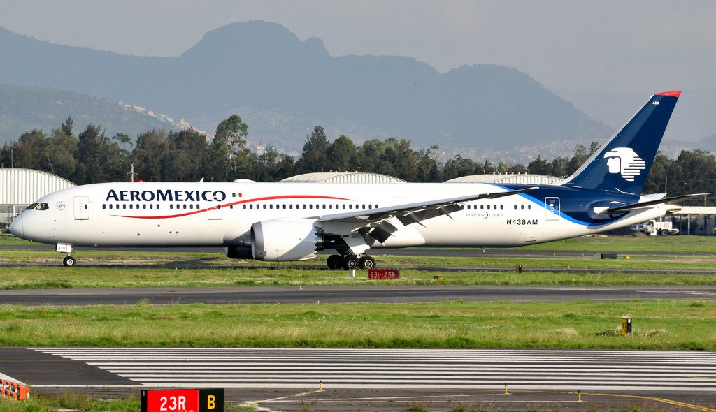 Aeromexico Aircraft Fleet Boeing 787 9 Dreamliner N438AM Photos