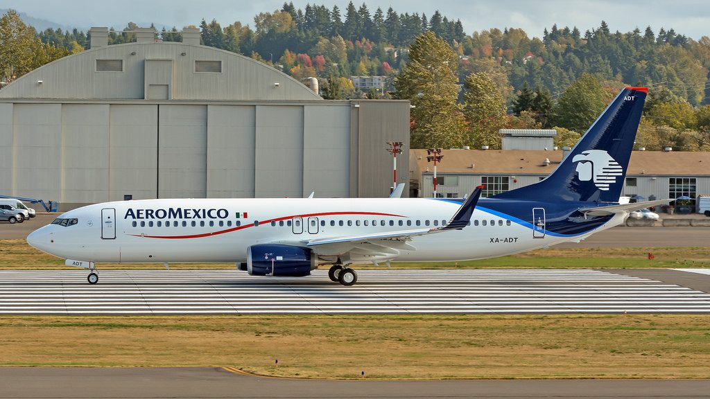 Aeromexico Boeing 737 800 XA ADT widebody aircraft photos