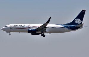 Aeromexico Boeing 737 8Q8 N858AM Aircraft Photos