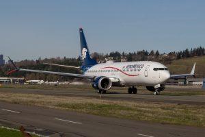 Aeromexico Boeing 737 Max 8 XA MAG narrowbody aircraft photos