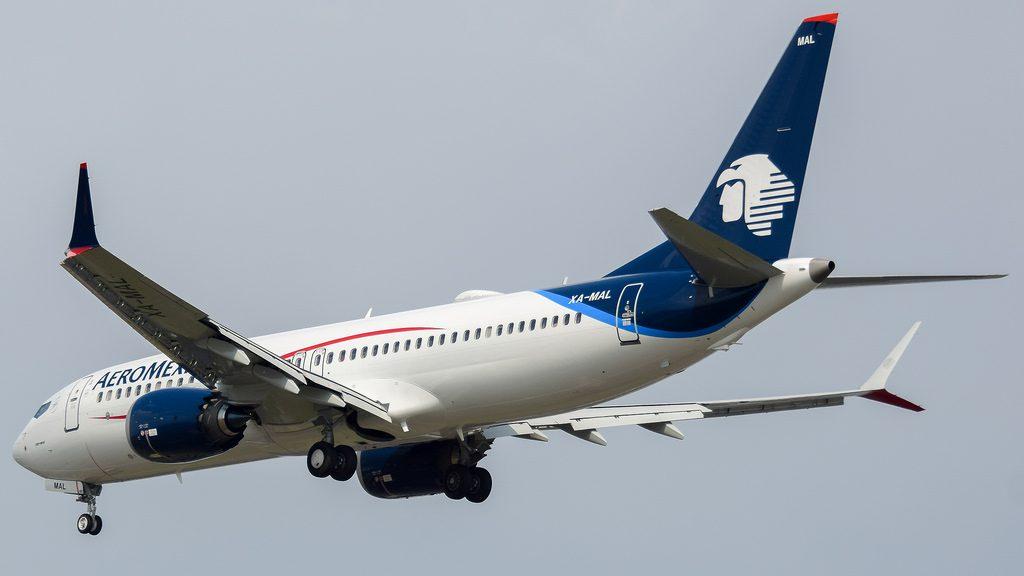Aeromexico Boeing 737 Max 8 XA MAL Aircraft Photos