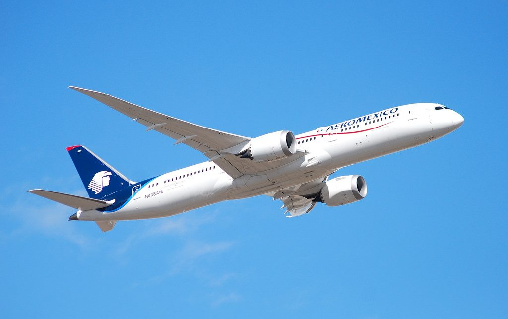 N438AM Boeing 787 9 dreamliner Aeromexico widebody aircraft fleet photos