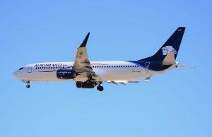 XA AMB Aeroméxico Boeing 737 852 cn 36703 at McCarran International Airport KLAS Las Vegas