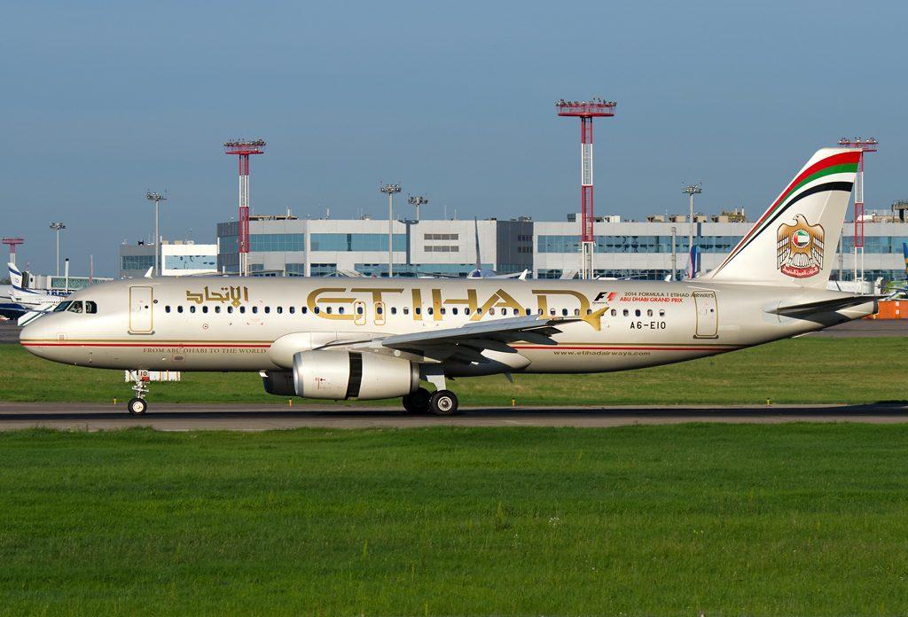 A6 EIO Etihad Airways Airbus A320 232 Aircraft Photos