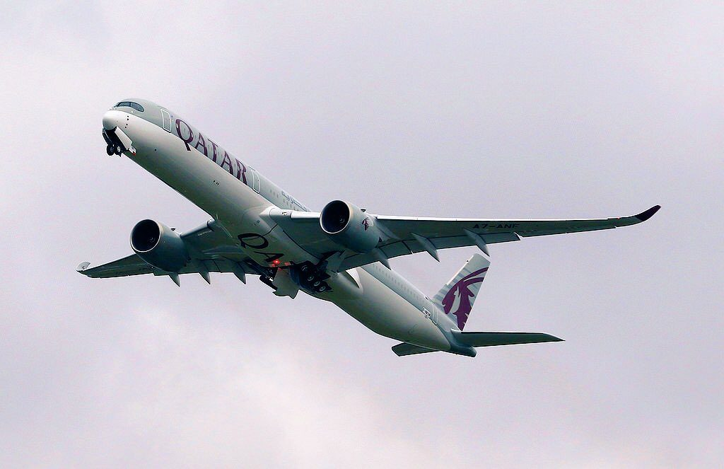 A7 ANF Qatar Airways Airbus A350 1041 Aircraft Photos