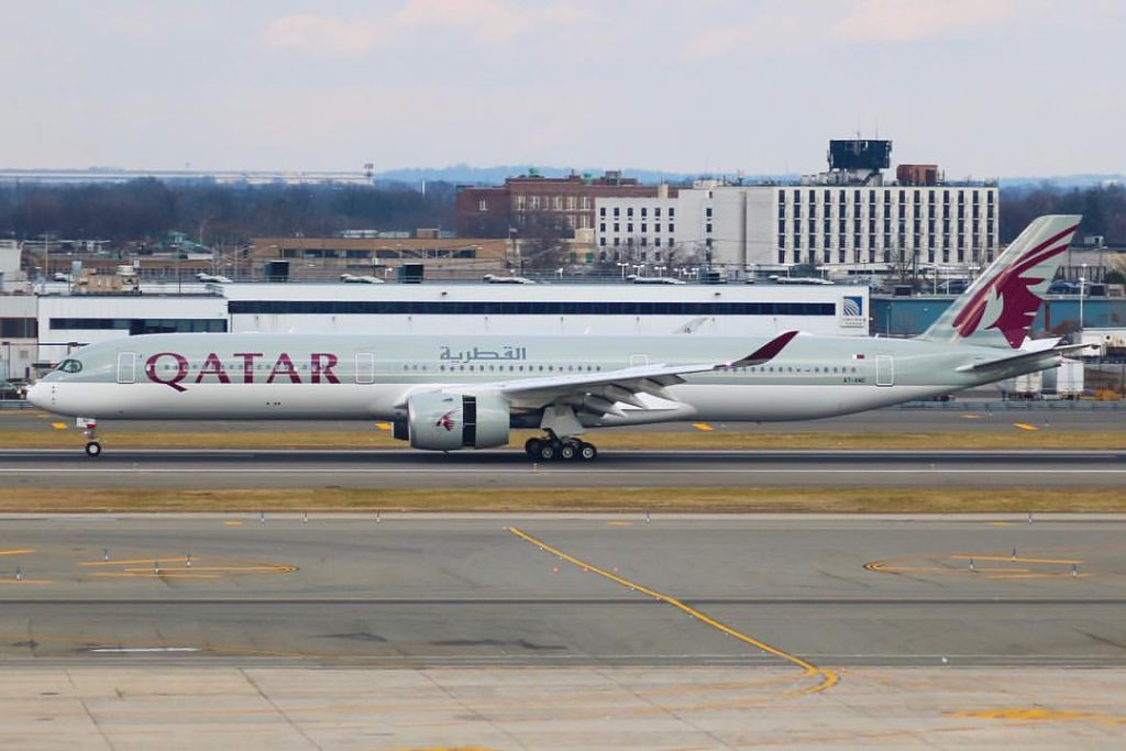 Airbus A350 1000 Qatar Airways A7 AND XWB aircraft fleet photos